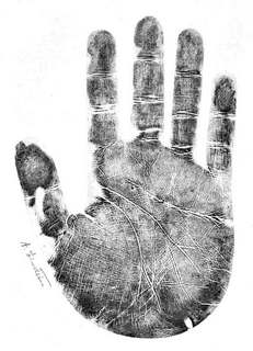 Albert Einstein's right hand