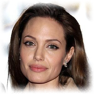 Face reading of Angelina Jolie