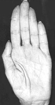 Five Fingers: Long Saturn finger